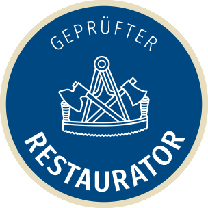 Maier Restaurator Badge